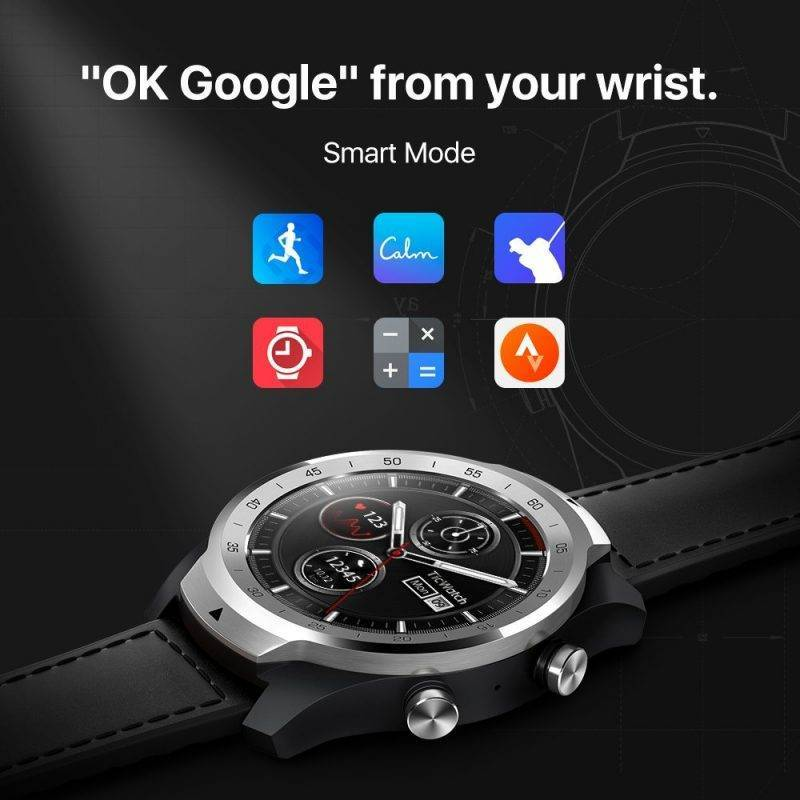 TicWatch Pro Smart Watch Electronics Watches