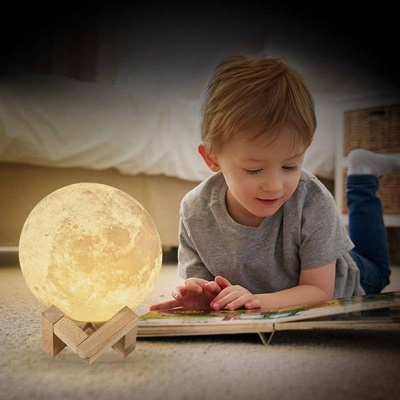 Night Moon Lamp Home Goods Lamps