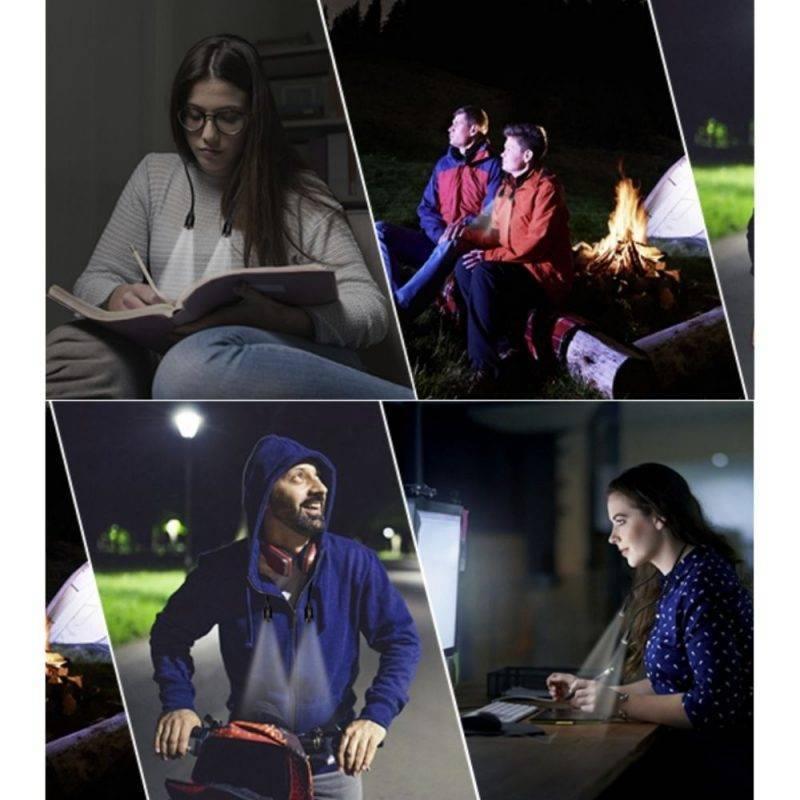 Flexible Neck Reading Light Electronics Home Goods Lamps