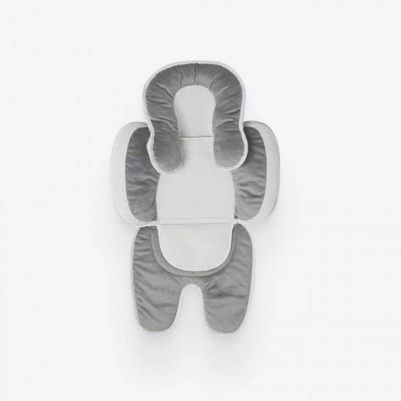 Infant To Toddler Head And Body Support Baby in a Car Driving Comfort Auto