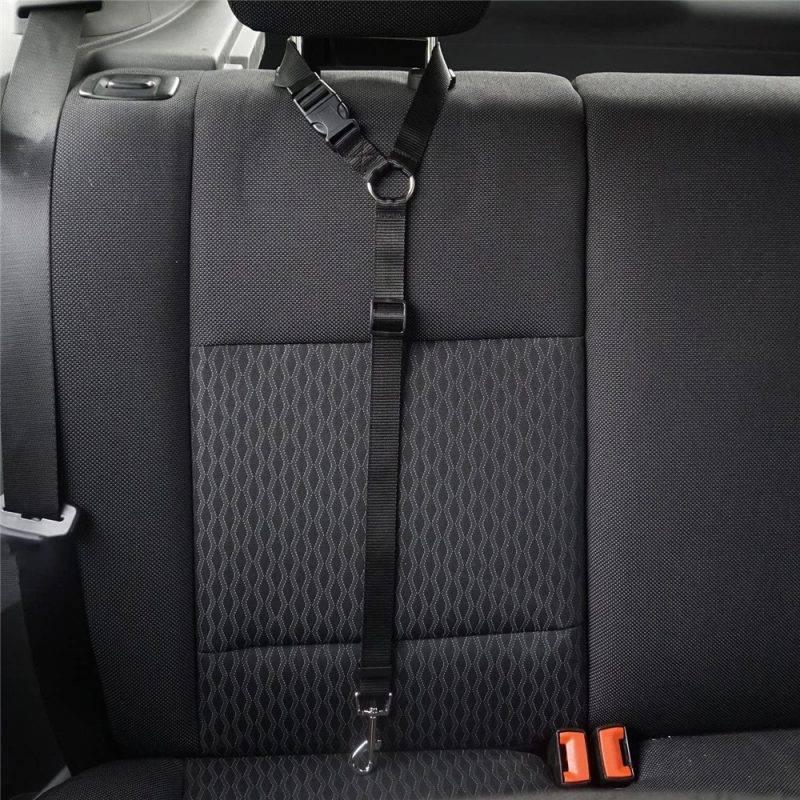 Dog Car Seatbelt Set (2pcs) Dog in a Car Auto