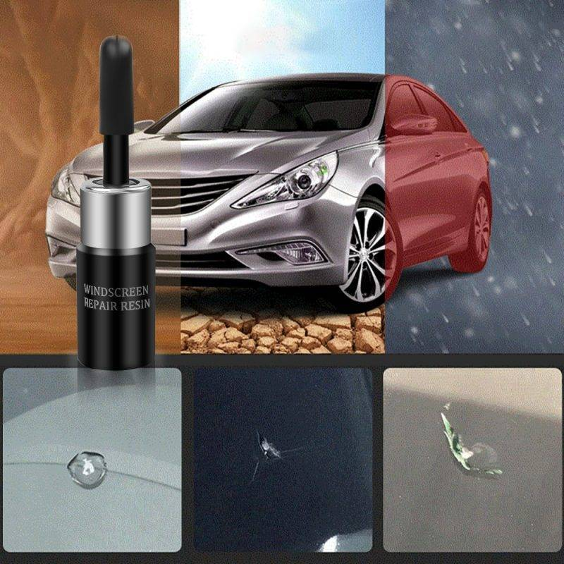 Windshield Scratch Repair Liquid Car Utilities Auto