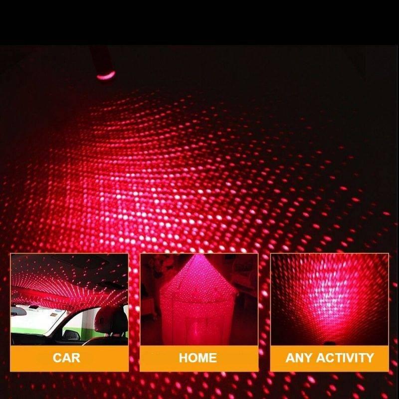 USB Ceiling Night Light Car Electronics Auto