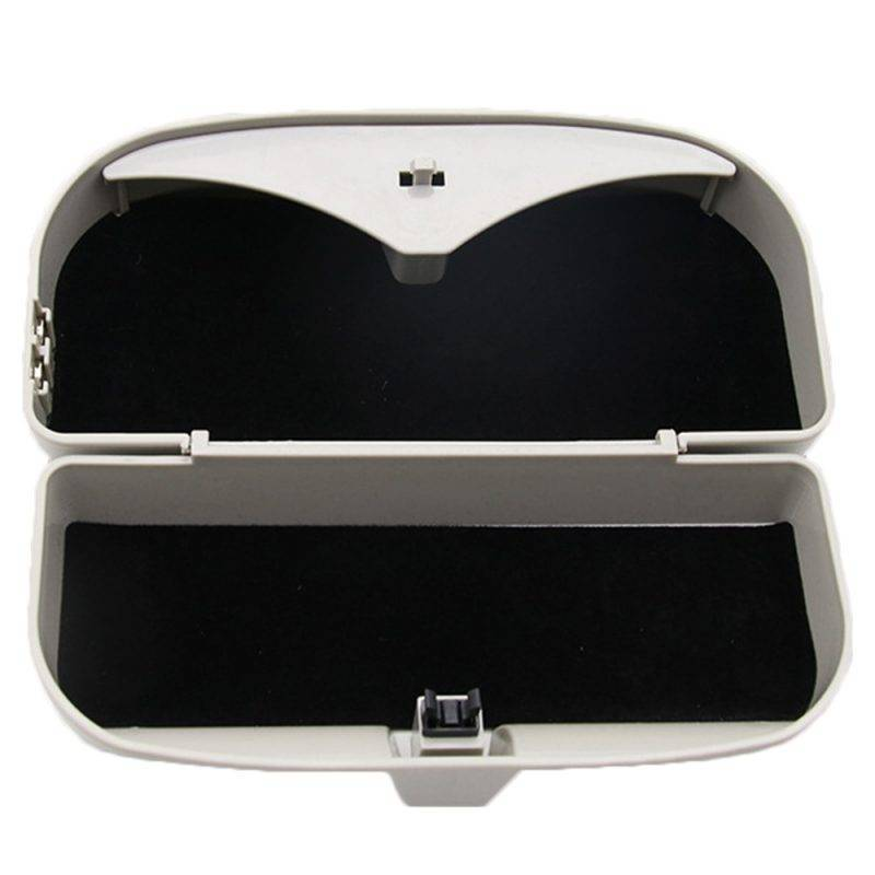Magnetic Car Sunglasses Case Car Utilities Auto