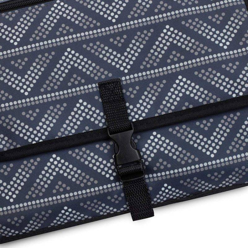 Waterproof Foldable Changing Mat for Newborns Baby in a Car Auto