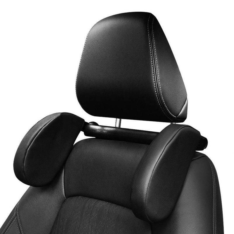 Car Seat Headrest Pillow Driving Comfort Auto