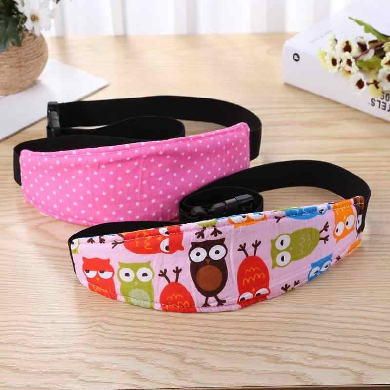 Baby Car Seat Head Support Band Baby in a Car Driving Comfort Auto