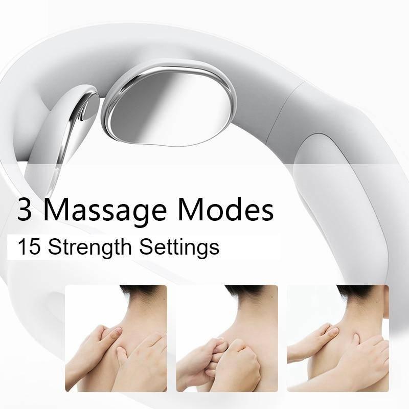 Intelligent Neck Massager Health & Beauty Makeup Tools & Accessories