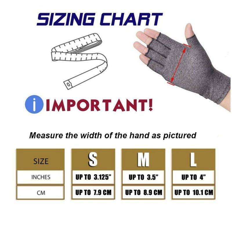 Arthritis Compression Gloves Sports & Outdoors Exercise & Fitness Health & Beauty Personal Care