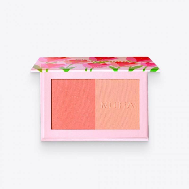 Moira Blooming Darling Dual Blusher Health & Beauty Makeup