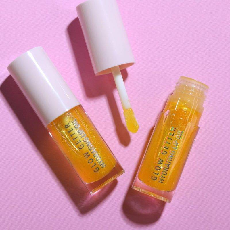 Moira Gleam Glow Glow Getter Hydrating Lip Oil Health & Beauty Personal Care