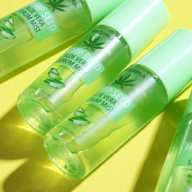 Moira Hemp Seed Aloe Vera Serum Mist Health & Beauty Skin Care
