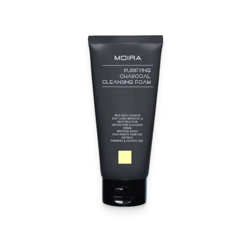 Moira Purifying Charcoal Cleansing Foam Health & Beauty Skin Care