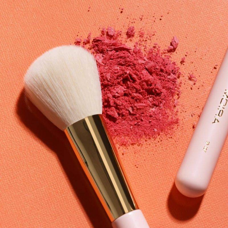 Moira Tapered Blush Brush Health & Beauty Tools & Accessories