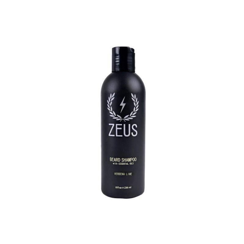 Zeus Verbena Lime Beard Shampoo Health & Beauty Men's Grooming