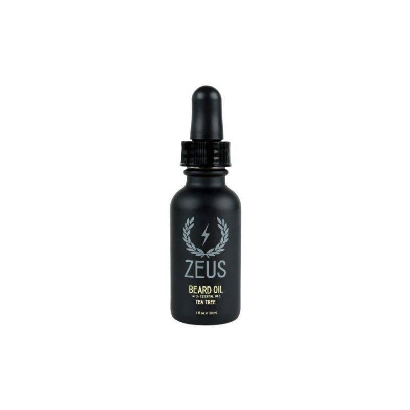 Zeus Spiced Maple Beard Oil Health & Beauty Men's Grooming