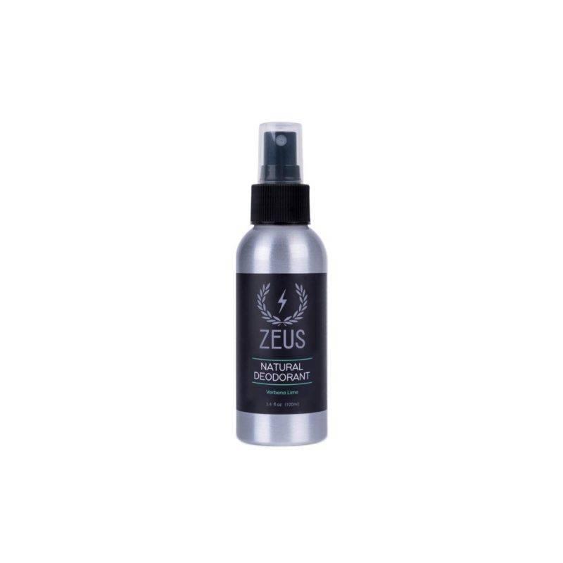 Zeus Verbena Lime Natural Deodorant Spray Health & Beauty Men's Grooming
