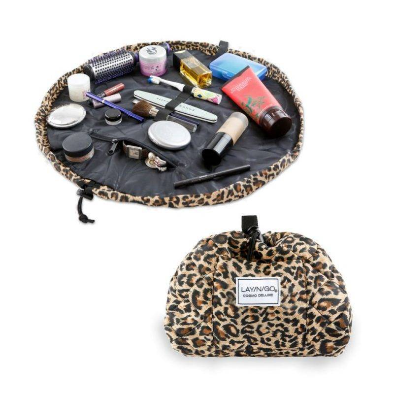 """Lay-n-Go 22"""" COSMO Deluxe Cosmetic Bag Health & Beauty Tools & Accessories"""