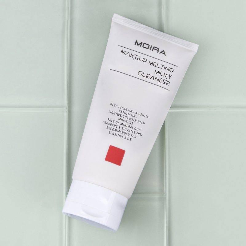 Moira Makeup Melting Milky Cleanser Health & Beauty Skin Care