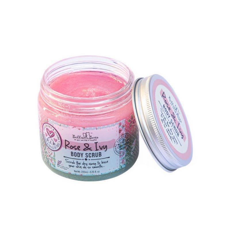 Rose & Ivy Body Scrub Health & Beauty Skin Care