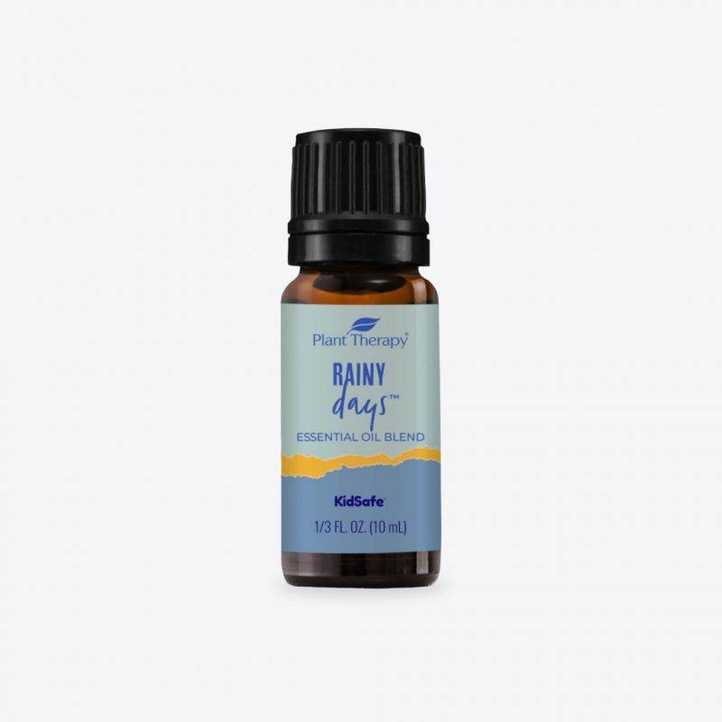 Rainy Days Essential Oil Blend Health & Beauty Personal Care