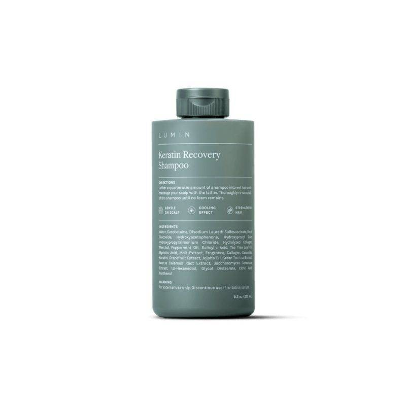 Keratin Recovery Shampoo Health & Beauty Personal Care