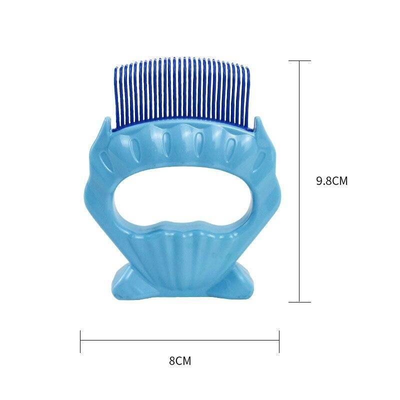 Pet Massage Shell Brush Pet Supplies Tools & Accessories