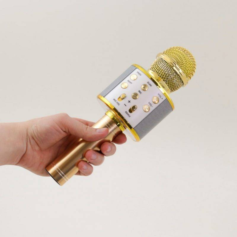Wireless Karaoke Microphone Bluetooth & Wireless Speakers Home Audio & Theater Electronics Cell Phones & Accessories