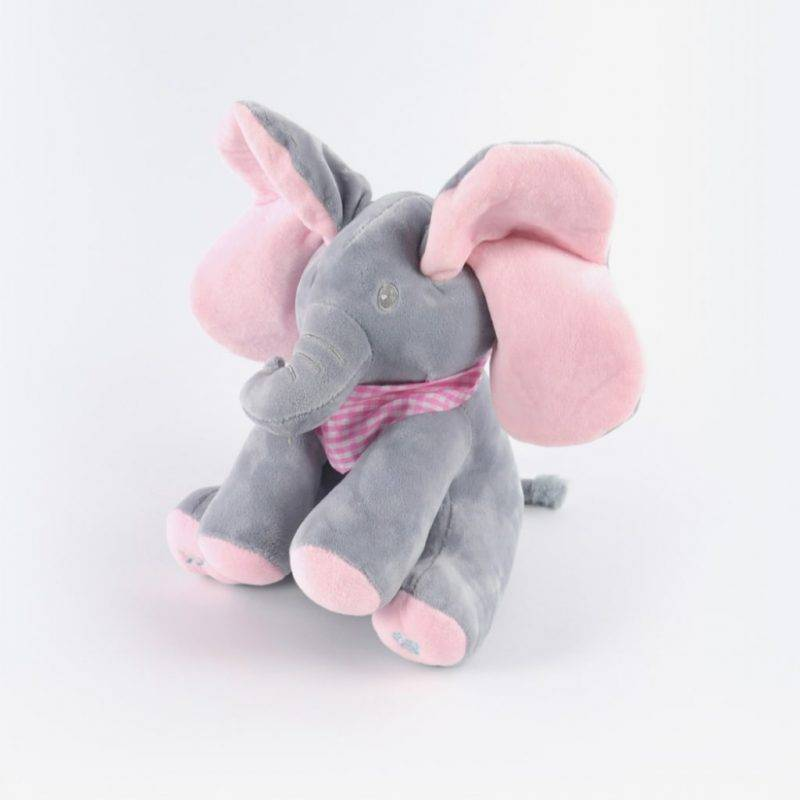 Peek-A-Boo Elephant Toy Baby & Kid's Accessories Kids Toys