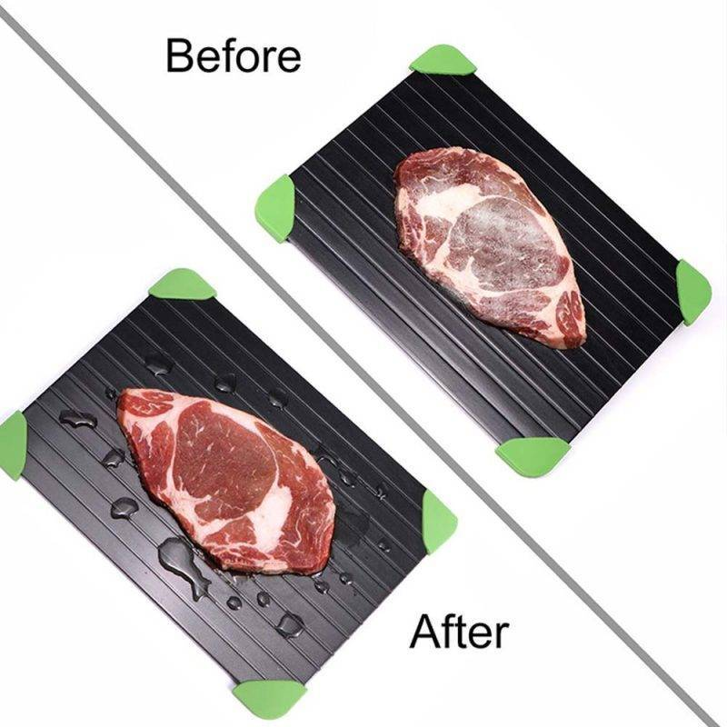 Quick Defrosting Tray Home Goods Kitchen & Dining Tools