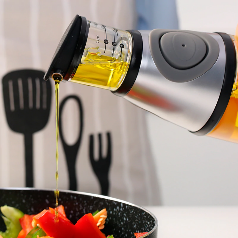 Scaled Oil Dispenser Home Goods Kitchen & Dining Tools