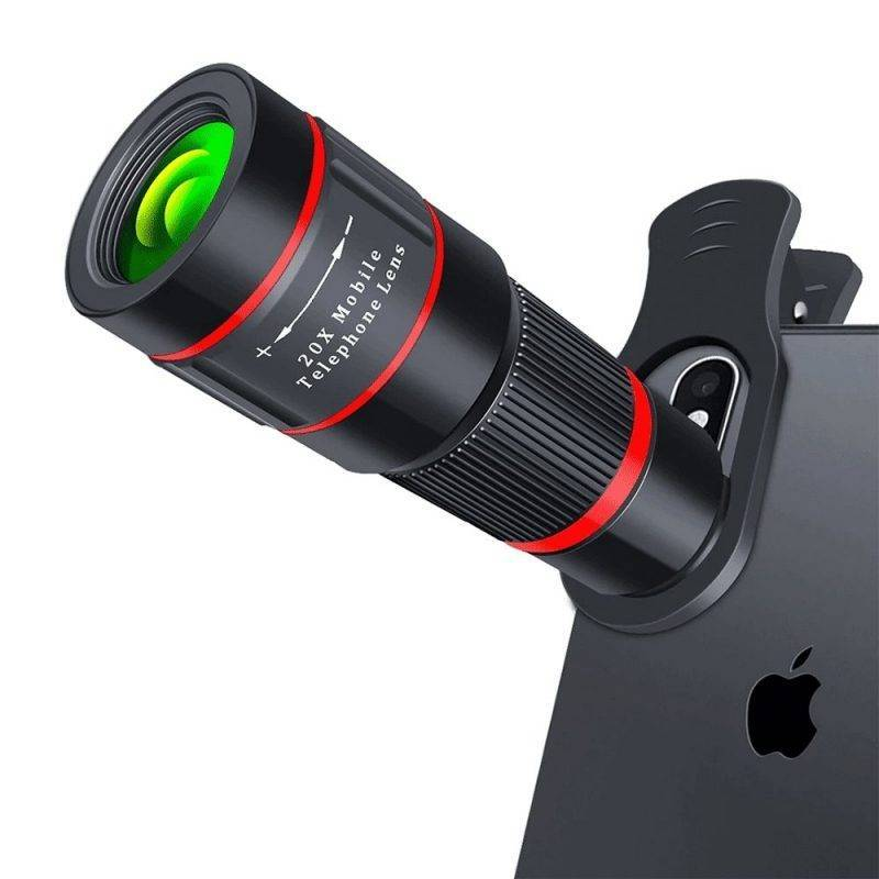 HD 20x Mobile Zoom Lens Electronics Cell Phones & Accessories