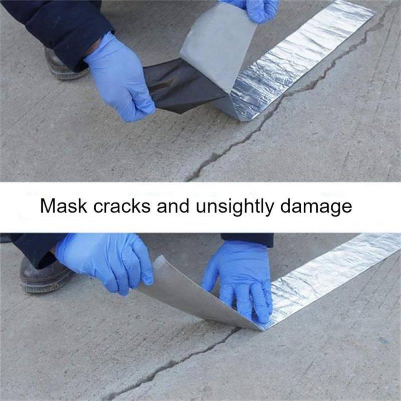 Medium Aluminum Foil Repair Tape (1.97inch) Home Goods Tools