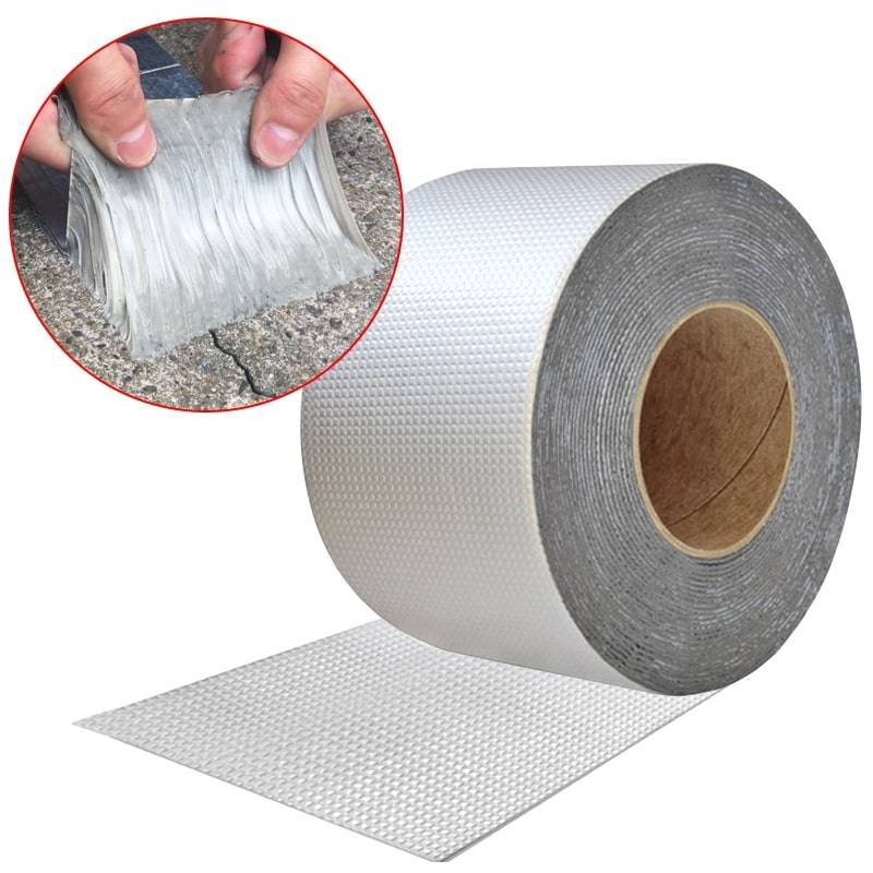 Large Aluminum Foil Repair Tape (3.94inch) Home Goods Tools