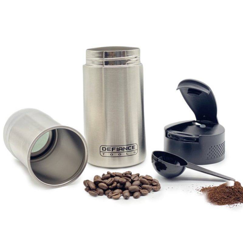 Insulated French Press To-Go Home Goods Kitchen & Dining