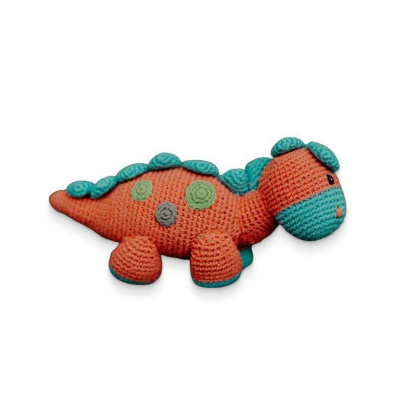 Dino Rattle Baby & Kid's Accessories Toys