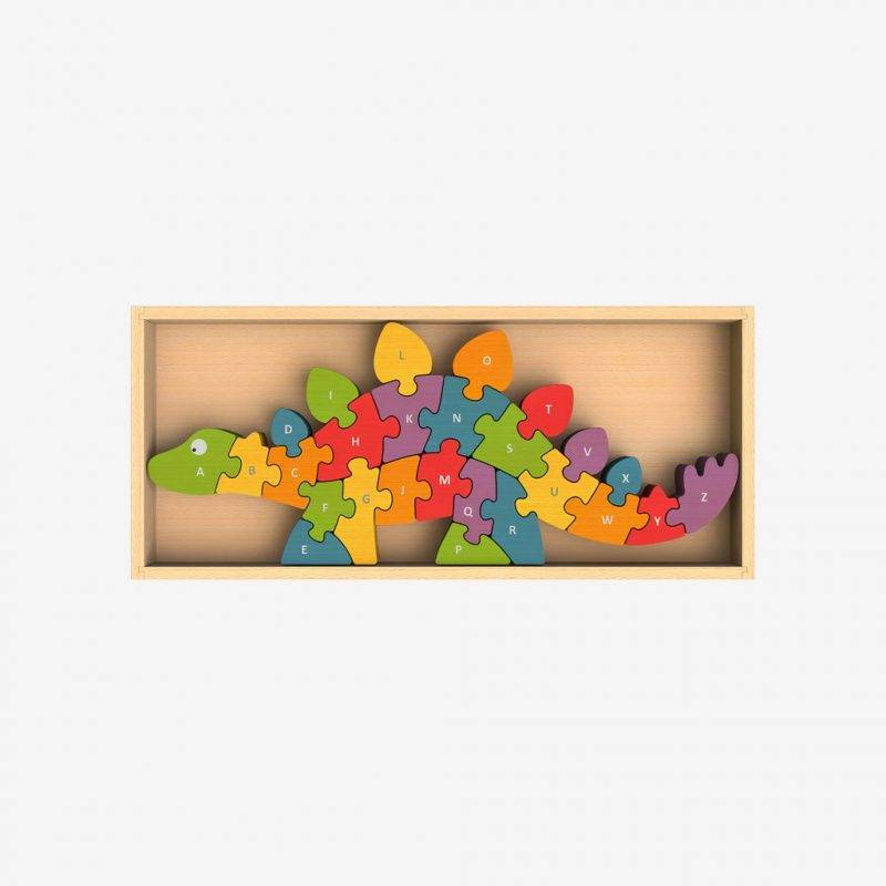 Dinosaur A to Z Puzzle Baby & Kid's Accessories Learning & Education