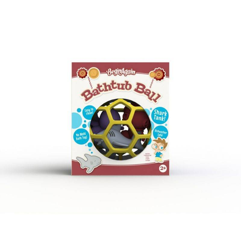 Shark Tank Bathtub Ball Baby & Kid's Accessories