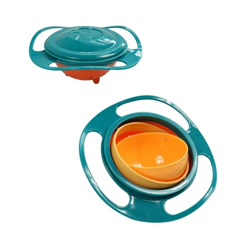 360-Degree Rotating Baby Bowl Baby & Kid's Accessories