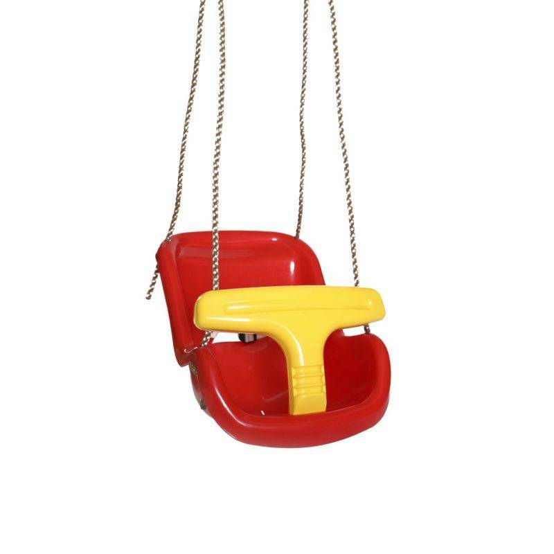 Red Baby And Toddler Swing Seat Baby & Kid's Accessories Kids Toys