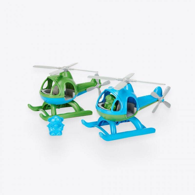 Green Toys Helicopter Baby & Kid's Accessories Kids Toys