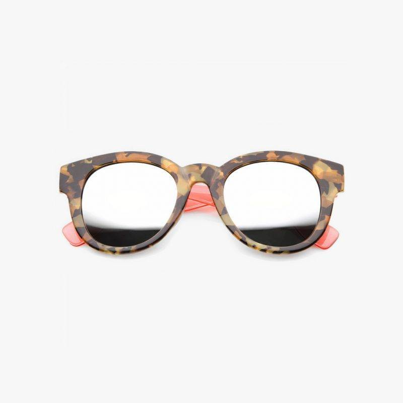 Marble Print Mirrored Glasses Fashion Accessories Health & Beauty
