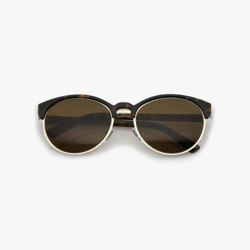 Oval Half Frame Cat Eye Glasses Fashion Accessories Health & Beauty