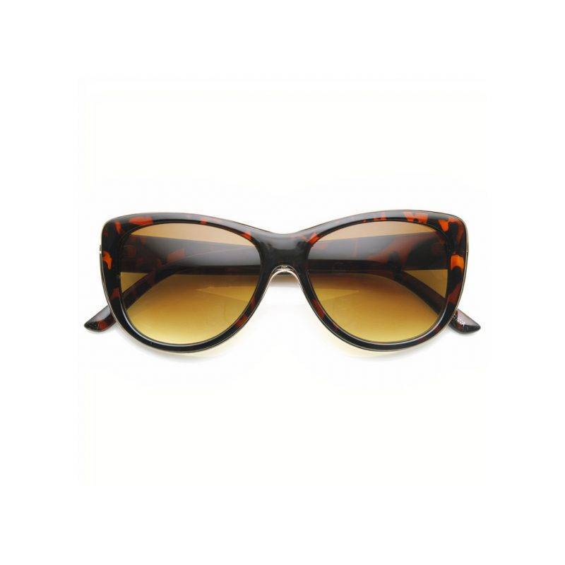 Oversize Cat Eye Glasses Fashion Accessories Health & Beauty