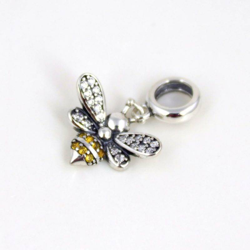 Crystal Bee Charm Fashion Accessories Health & Beauty