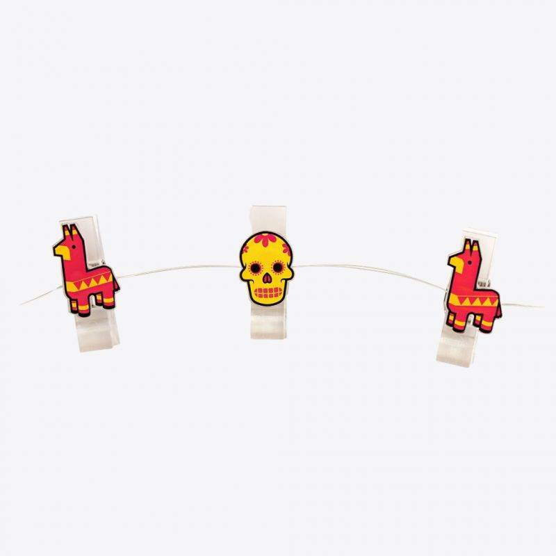 Pinata Light Clips Baby & Kid's Accessories Games & Accessories