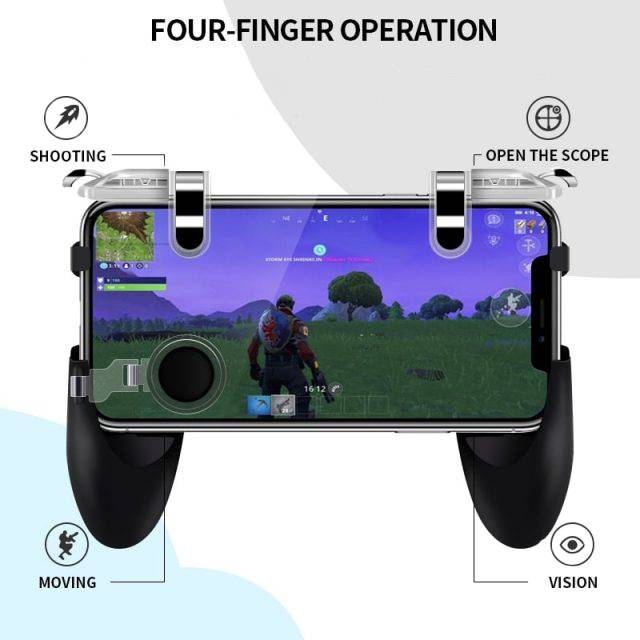 Integrated Handheld Mobile Game Controller Electronics Cell Phones & Accessories