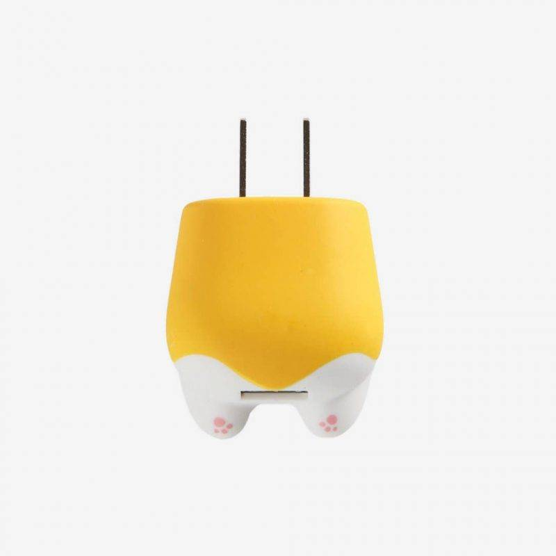 Corgi USB Plug And Charger Electronics Cell Phones & Accessories