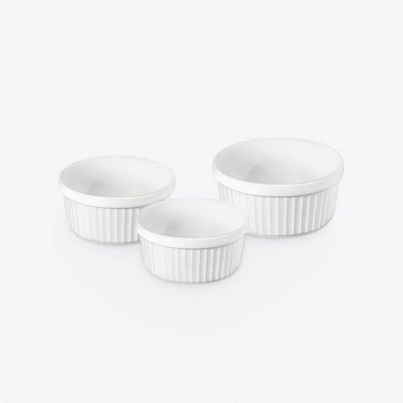 3 Pieces Ramekin Set Home Goods Kitchen & Dining
