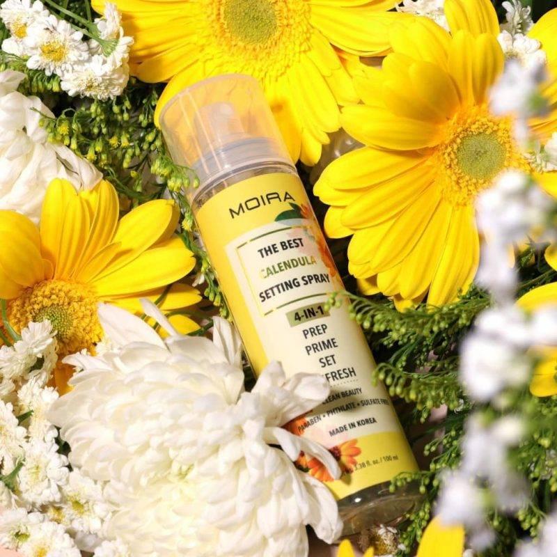 Moira The Best Calendula Setting Spray Health & Beauty Personal Care